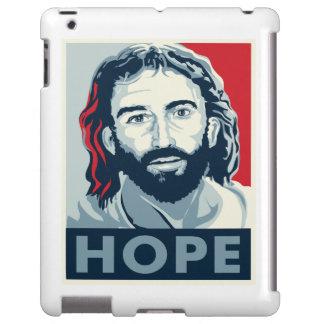 Jesus Hope iPad Case