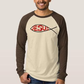 JESUS - Ichthys Tee Shirts