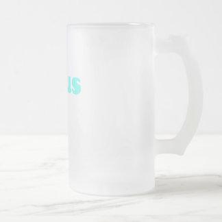 Jesus In Blue Mug