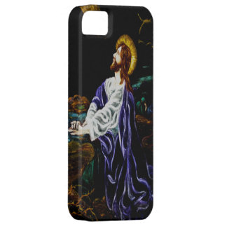 Jesus in the Garden of Gethsemane iPhone 5 Case