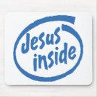 Jesus Inside Mouse Mat