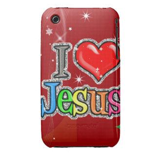 jesus iPhone 3 Case-Mate cases