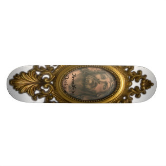 jesus, IronSide Designs 21.6 Cm Skateboard Deck