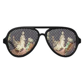 Jesus is Born Aviator Sunglasses