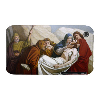 Jesus is Laid in the Tomb Stations of the Cross 14 iPhone 3 Covers