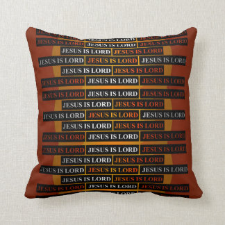 Jesus is Lord Cushion
