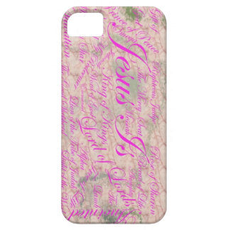 Jesus Is Lord Iphone Cases