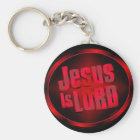 Jesus is Lord Key Ring