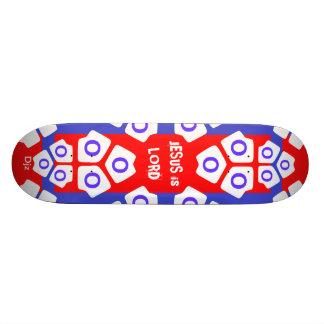 Jesus is Lord 18.1 Cm Old School Skateboard Deck