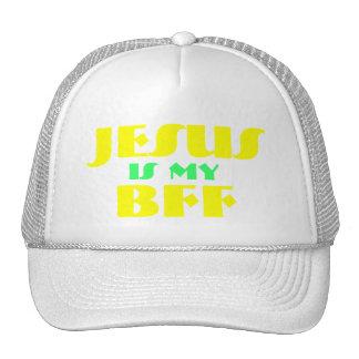 JESUS is my BFF. Trucker Hats