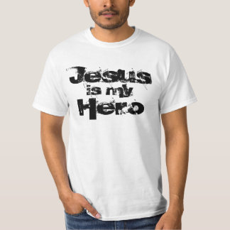 Jesus is my Hero Ephesians T-shirt