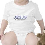 Jesus is my Homeboy Baby Bodysuits