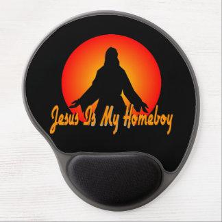 Jesus Is My Homeboy Gel Mouse Pad