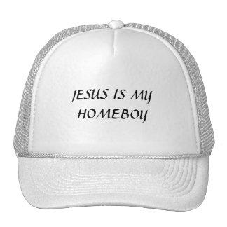JESUS IS MY HOMEBOY...RELIGIOUS HATS