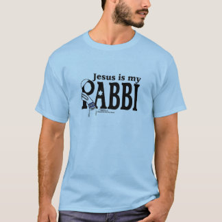 Jesus is my RABBI T-Shirt