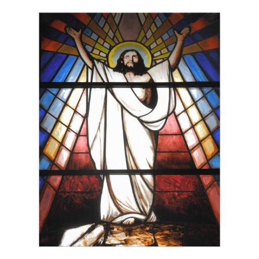 Jesus is Our Savior Flyer