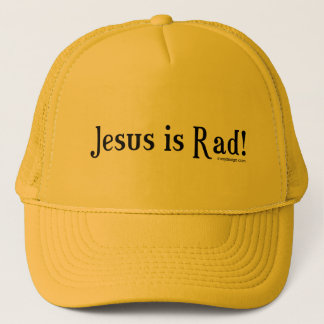 Jesus Is Rad Hats