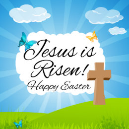 Christian easter gifts on zazzle uk jesus is risen christian easter jigsaw puzzle negle Image collections