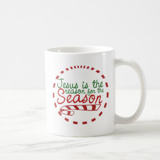 Jesus is the Reason for Christmas Season Mugs