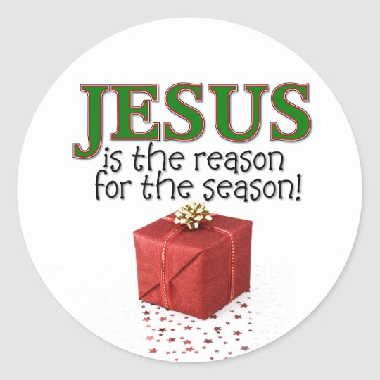 Jesus Is The Reason For the Season Classic