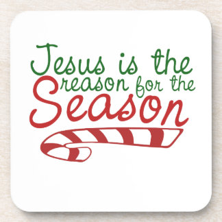 Jesus is the Reason for the Season Coasters