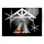 Jesus is the Reason for the Season. Greeting Card