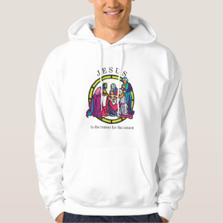 Jesus is the Reason for the Season Hoodie