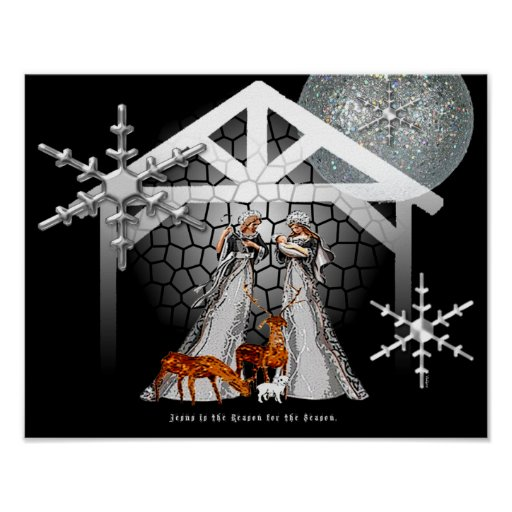 Jesus is the Reason for the Season. Print