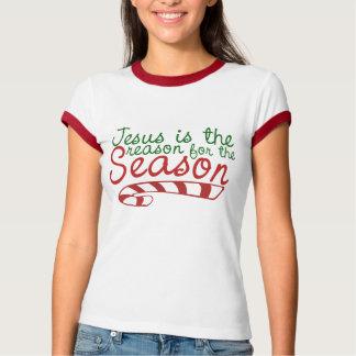 Jesus is the Reason for the Season Tshirt