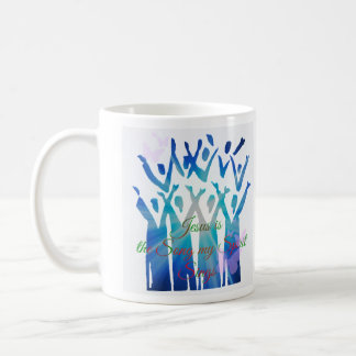 Jesus is the Song my Spirit Sings- Mug