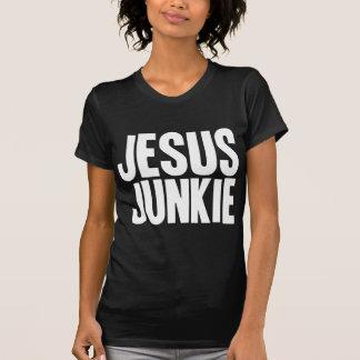 Jesus Junkie Tshirts