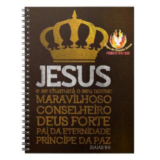 Jesus King Note Books