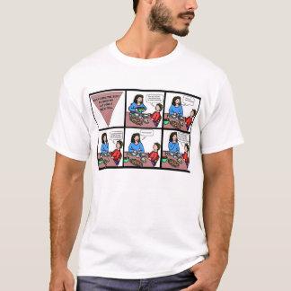 Jesus, king of kings, queen of queens #1 T-Shirt