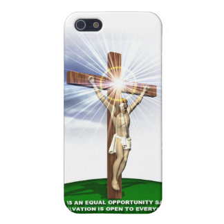 Jesus, Lord and Savour Case For The iPhone 5