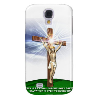 Jesus Lord and Savour Galaxy S4 Case