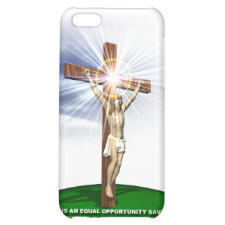Jesus Lord and Savour iPhone 5C Cover