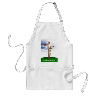 Jesus, Lord and Savour Standard Apron