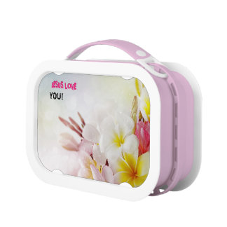 JESUS LOVE LUNCH BOX