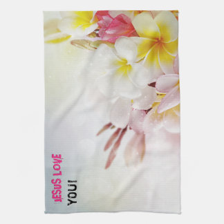 JESUS LOVE TEA TOWEL