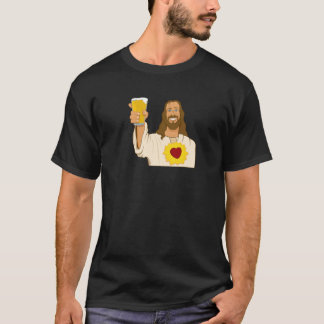 Jesus Loves Beer T-Shirt