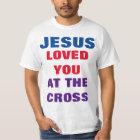Jesus Loves/Devil Hates T-Shirt