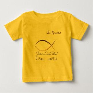 Jesus Loves Me! Baby T-Shirt