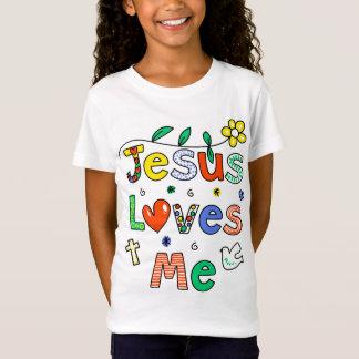 Jesus Loves Me T-Shirt