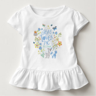 Jesus Loves Me this I know Infant Bodysuit