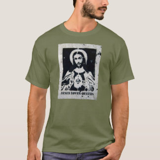 JESUS LOVES QUEERS T-Shirt