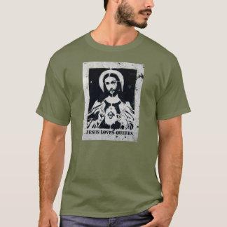 JESUS LOVES QUEERS T-Shirt
