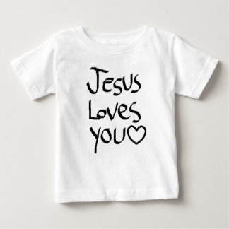 Jesus Loves You Tee Shirts