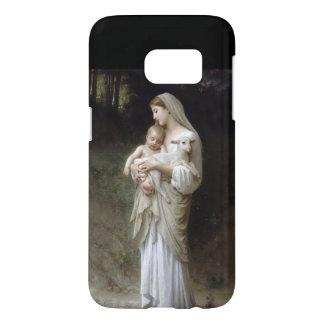 Jesus, Mary and the lamb BY EKLEKTIX