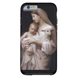 JESUS, MARY AND THE LAMB. TOUGH iPhone 6 CASE