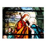 Jesus & Mary Post Card